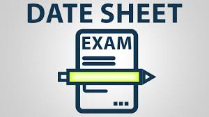 BISE Mardan Board 12th Class Date Sheet 2019 – Paperpks